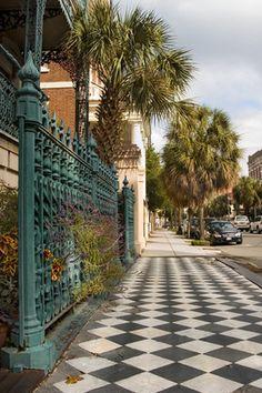 John Rutledge House.  Charleston, SOUTH CAROLINA.