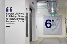 ColArt -    London headquarters  -    Designed by Morgan Lovell
