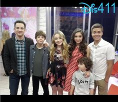 "Photos & Video: ""Girl Meets World"" On ABC's ""Good Morning America ..."