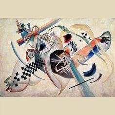 Dica cultural pata o final de semana.  Kandinsky: tudo começa num ponto  Quem aprecia arte abstrata não pode deixar de ver a exposição de um dos mais renomados mestres da pintura moderna e fundador da arte abstrata.  A exposição vai até dia 30 de março, das 9h às 21h, entrada franca. #cultura