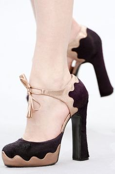 These shoes would make me feel as special as I think I am!