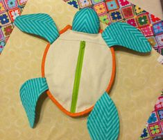 Exotic Florida sea turtles...one for each grandchild!!!                               ...with a couple left over just for Grandma.   ...