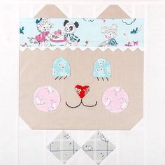 #Repost @fatquartershop  It's Week 10 of the Pretty Playtime Quilt Along! Isn't the Kitty Cat Block just purrfect?  Head to the blog for all the info! fatquartershop.blogspot.com  #prettyplaytimequilts #prettyplaytimequiltalong #prettyplaytime #quiltalong #strawberrybiscuits #pennyrosefabrics #pennyrose #ilovepennyrose #fqsfun #elealutz @elealutz