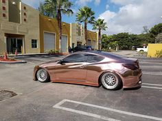 NEW rose gold chrome vinyl wrap - by VVIVID. Can be used on cars, interiors and even as contact paper film. This metallic material will cover anything and last! Rose Gold Car, Rose Gold Chrome, Vinyl Wrap Car, Bmw Classic Cars, Car Gadgets, Car Goals, Car Colors, Car Painting, Car Wrap
