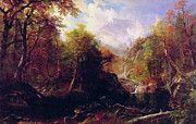 "New artwork for sale! - "" The Emerald Pool by Albert Bierstadt "" - http://ift.tt/2oeWELi"