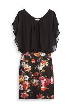 I think this dress is really nice and would be flattering. Stitch Fix.
