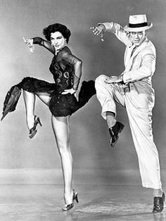 Cyd Charisse | CYD CHARISSE With Fred Astaire in The Band Wagon