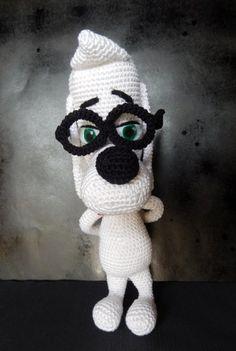 The english Pattern: Mr. Peabody