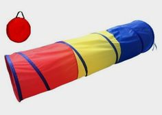 AmazonSmile: POCO DIVO 6-ft Play Tunnel Kids Tent Children Pop-up Toy Tube: http://fave.co/2cxO0G1