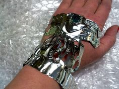 Platinum handpiece by Nieman Jewellers The Magnificent Seven, Cuff Bracelets, Jewels, Guys, How To Make, Jewellery, Fashion, Moda, Jewerly