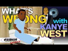 #HumorIsHealing  #FreeKanye  #KanyeWest   #Gurus  What's Wrong with Kanye West?