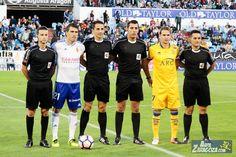 17.9.2016 – LIGA 2ªDIV. 2016/17 – JORNADA Nº 5 PARTIDO OFICIAL Nº 3296 Real Zaragoza REAL ZARAGOZA 2-0 ALCORCON