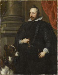 Anthony van Dyck (22nd Mar, 1599 - 9th Dec, 1641) Portrait de Guillaume de Neubourg Venez découvrir plus de 500 000 images des œuvres d'art des musées Français, à partager, collectionner et télécharger