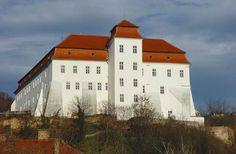 The Lendava Castle Nation State, Central Europe, Slovenia, Homeland, Hungary, Croatia, Austria, Castle, Clouds