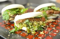 Taiwanese Steamed Pork Buns (Gua Bao) - Mei Mei's Kitchen - Chinese and Taiwanese recipes with step by step photos
