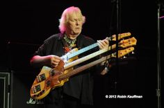 Entrevista com Chris Squire (Yes)
