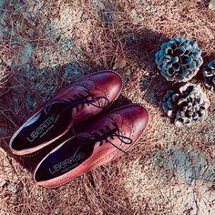 Autumn vibes😍  #sienteteliberitae #liberitae #liberitaeshoes #fashion #moda  #shoes #zapatos #zapatosdepiel #blucher #piel #leather #leathershoes #madeinspain #hechoenespana #autumn #otono