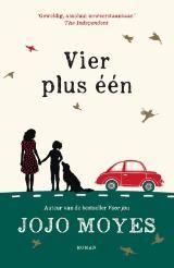1/53 Jojo Moyes - Vier plus één - Mooi boek.