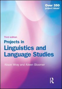 Projects in linguistics and language studies : a practical guide to researching language. Please visit the Publisher's website for more information. Ebook available here: http://lib.myilibrary.com/ProductDetail.aspx?id=368803