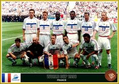 Fifa World Cup France, France Team, France 1, World Cup Teams, Soccer World, France National Team, Fan Picture, Garra, Marcel