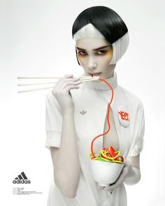 cyber futuristic style