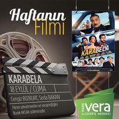 #HaftatanınFilmi #Karabela Park Vera Sinemaları'nda  vizyonda!