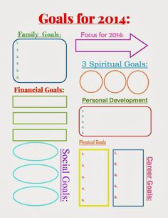 11 FREE Organizational Printables - Simply Designing with Ashley