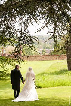 Farnham Castle wedding venue in Surrey