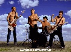 Singalong! Californication by the Red Hot Chili Peppers