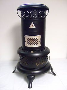 vintage kerosene heaters kerosene heaters | ANTIQUE-VINTAGE-PERFECTION-525-OIL-HEATER-PORTABLE-SMOKELESS-KEROSENE ...