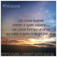 Hagamos cosas extraordinarias!!