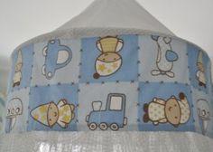 Ciel de lit antionde lutins sur www.emnest.fr :) pour tous les bébés !