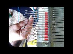 ▶ Transfer Bind Off for Knitting Machines - YouTube