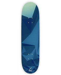 Blue Castle skateboard deck by Hamilton for deadtoyskate Skateboard Design, Skateboard Decks, Long Skate, Thrasher Magazine, Cool Skateboards, Skate Decks, Skate Surf, Longboarding, Snowboards