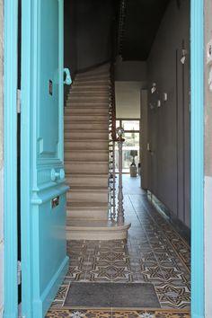 378 best Entrée et couloir images on Pinterest | Door entry, Home ...