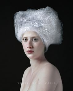 bubble wrap by hendrik kerstens. As see at The Public Hotel. Chicago April 2013