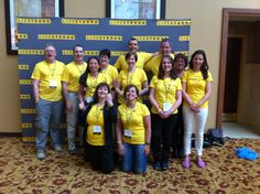 "LOVE my inspiring fellow LIVESTRONG leaders. A united ""Europe for LIVESTRONG"" (Region 14+15)"