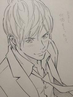 Secrets Of Drawing Realistic Pencil Portraits - Discover The Secrets Of Drawing Realistic Pencil Portraits Human Drawing, Drawing Poses, Drawing Sketches, Art Drawings, Videos Anime, Boy Illustration, Manga Artist, Anime Sketch, Pencil Portrait