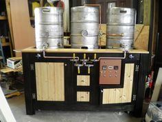 Cabinet Rig. for home brewing