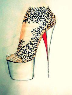 #fashion #fashiondesign #croqui #illustration #illustrator #moda #design #croqui #gufontinelly
