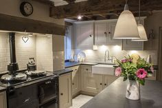 Cheshire Furniture Company have designed and installed beautiful bespoke kitchens, bathrooms, bedrooms and furniture for other rooms for almost 25 years. Cottage Kitchens, Farmhouse Kitchen Decor, Home Decor Kitchen, Home Kitchens, Kitchen Ideas, Farmhouse Ideas, Modern Country Kitchens, Country Kitchen Designs, Kitchen Modern
