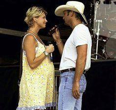 Faith hill Tim McGraw fan fair 1998