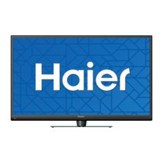 Haier TVs Make Home Entertainment Affordable and Green