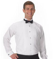 Henry Segal Men's Tuxedo Shirt