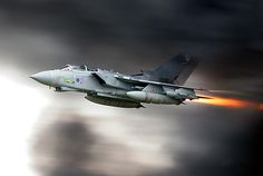 RAF Typhoon Vs RAF Tornado / Fighter-Jet Development: Examining The Sustainment Requirements For The RAF's Tornado Jet Fighters… Military Jets, Military Aircraft, Air Fighter, Fighter Jets, Diorama Militar, Jas 39 Gripen, Photo Avion, Tornados, Airplanes