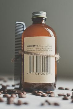 The Coiffee Shop Cafe & Barber Shop, self developed branding & retail packaging; photo: Zach Rose
