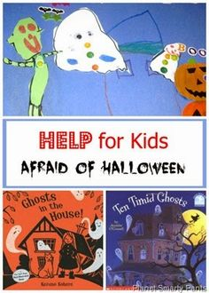How to help kids who are worried about Halloween.