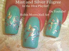 Robin Moses Nail Art: January 2015
