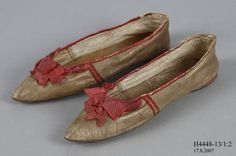 American Duchess:Historical Costuming: Regency Shoes - Delightful Flats | Historical Costuming and sewing of Rococo 18th century clothing, 16th century through 20th century, by designer Lauren Reeser