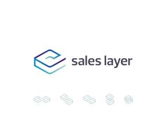 Sales Layer, sales and marketing application, logo design by Alex Tass